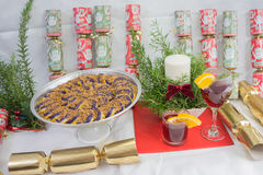 Τα γλυκά έκαναν από την πορφυρή διοσκορέα ένα των Φηληππίνων πιάτο Στοκ Εικόνες