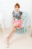 τα δροσερά κορίτσια διαμορφώνουν εφηβικό Στοκ εικόνα με δικαίωμα ελεύθερης χρήσης