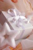 τα δώρα βρίσκουν το χρόνο Στοκ Εικόνες