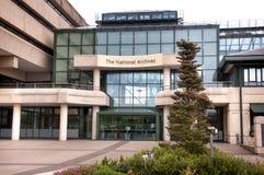 Τα εθνικά αρχεία, Kew, Λονδίνο, UK Στοκ φωτογραφίες με δικαίωμα ελεύθερης χρήσης