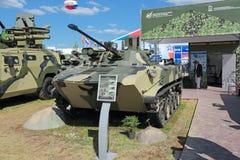 Τα εκσυγχρονισμένα BMD-2 Στοκ Φωτογραφίες