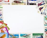τα εμπορικά σήματα ανασκόπ&e Στοκ Εικόνες