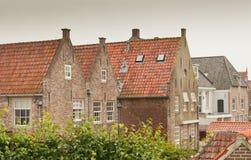 τα ζωηρόχρωμα ολλανδικά η  Στοκ Εικόνα
