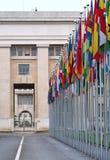 Τα Ηνωμένα Έθνη Στοκ εικόνα με δικαίωμα ελεύθερης χρήσης