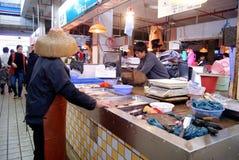 τα θαλασσινά αγοράς της &Kapp Στοκ φωτογραφία με δικαίωμα ελεύθερης χρήσης