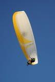 Τα διαδοχικά ανεμόπτερα στον ουρανό επάνω από το νότο κατεβάζουν Στοκ φωτογραφία με δικαίωμα ελεύθερης χρήσης