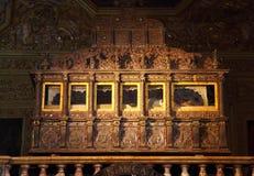 Τα ιερά λείψανα του σώματος του ST Francis Xavier Στοκ φωτογραφία με δικαίωμα ελεύθερης χρήσης