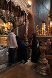 Τα ιερά λείψανα Στοκ Εικόνες