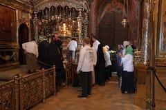 Τα ιερά λείψανα Στοκ φωτογραφία με δικαίωμα ελεύθερης χρήσης
