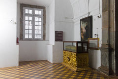 Τα ιερά λείψανα Στοκ Φωτογραφίες