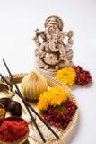 Τα ινδικά γλυκά τρόφιμα κάλεσαν modak προετοιμασμένος συγκεκριμένα στο φεστιβάλ ή ganesh το chaturthi ganesh Στοκ εικόνα με δικαίωμα ελεύθερης χρήσης