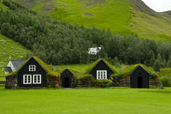 τα ισλανδικά 2 αγροκτημάτ&omega Στοκ Φωτογραφίες