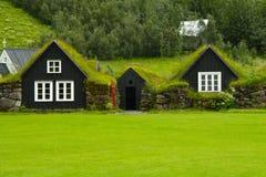 τα ισλανδικά 3 αγροκτημάτ&omega Στοκ εικόνα με δικαίωμα ελεύθερης χρήσης