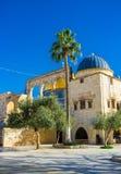 Τα ισλαμικά ορόσημα στο ναό τοποθετούν Στοκ εικόνα με δικαίωμα ελεύθερης χρήσης