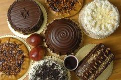 τα κέικ παρουσιάζουν αρ&kappa Στοκ φωτογραφία με δικαίωμα ελεύθερης χρήσης