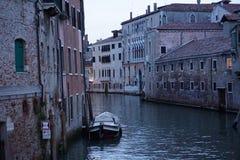Τα κανάλια της Βενετίας Στοκ εικόνες με δικαίωμα ελεύθερης χρήσης