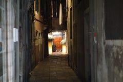 Τα κανάλια της Βενετίας Στοκ φωτογραφία με δικαίωμα ελεύθερης χρήσης
