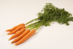 τα καρότα Στοκ εικόνα με δικαίωμα ελεύθερης χρήσης