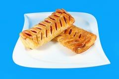 τα κεράσια κέικ ξινίζουν Στοκ φωτογραφία με δικαίωμα ελεύθερης χρήσης