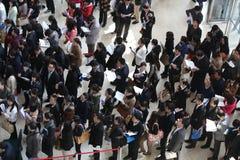 Τα κινέζικα βρίσκουν την εργασία Στοκ εικόνα με δικαίωμα ελεύθερης χρήσης