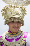 τα κινέζικα ντύνουν το εθν Στοκ φωτογραφία με δικαίωμα ελεύθερης χρήσης