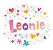 Τα κορίτσια της Leonie ονομάζουν στοκ φωτογραφίες με δικαίωμα ελεύθερης χρήσης