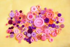 τα κουμπιά που τίθενται τ&om Στοκ φωτογραφία με δικαίωμα ελεύθερης χρήσης