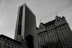 Τα κτήρια του Μανχάταν, Νέα Υόρκη Στοκ φωτογραφίες με δικαίωμα ελεύθερης χρήσης