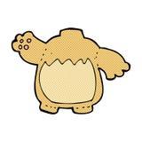 τα κωμικά κινούμενα σχέδια teddy αντέχουν το σώμα (το μίγμα και ταιριάζει με τα κωμικό κινούμενα σχέδια ή το α Στοκ φωτογραφία με δικαίωμα ελεύθερης χρήσης