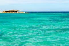 Τα κύματα της Ερυθράς Θάλασσας Στοκ φωτογραφίες με δικαίωμα ελεύθερης χρήσης