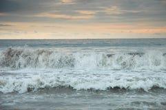 Τα κύματα Στοκ Εικόνες