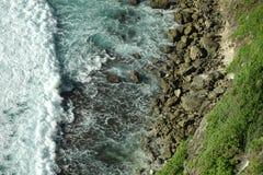 Τα κύματα Στοκ Φωτογραφίες