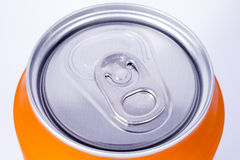 Τα κλειστά ποτά μπορούν Στοκ Εικόνες