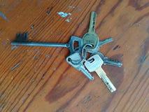Τα κλειδιά Στοκ Εικόνα