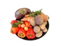 Τα λαχανικά. Στοκ Εικόνες
