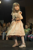 τα λευκορωσικά κατσίκια Μινσκ μόδας εμφανίζουν Στοκ φωτογραφίες με δικαίωμα ελεύθερης χρήσης