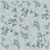 τα λουλούδια fashi ανασκόπη&sig διανυσματική απεικόνιση