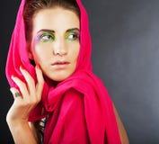 τα μάτια μαγικά αποτελούν Στοκ εικόνες με δικαίωμα ελεύθερης χρήσης