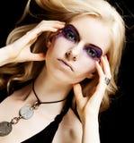τα μάτια μαγικά αποτελούν Στοκ φωτογραφίες με δικαίωμα ελεύθερης χρήσης