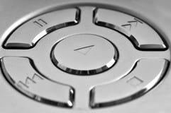 τα μέσα κουμπιών παίζουν τ&omicr Στοκ Φωτογραφία