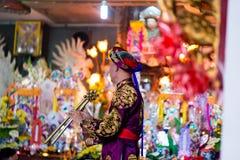 Τα μέσα πνευμάτων Βιετνάμ Στοκ Εικόνες