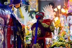 Τα μέσα πνευμάτων Βιετνάμ Στοκ φωτογραφία με δικαίωμα ελεύθερης χρήσης