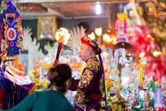 Τα μέσα πνευμάτων Βιετνάμ Στοκ Φωτογραφίες