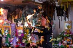 Τα μέσα πνευμάτων Βιετνάμ Στοκ εικόνα με δικαίωμα ελεύθερης χρήσης