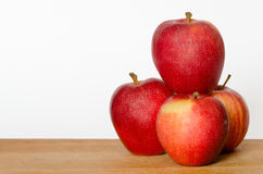 τα μήλα συσσωρεύουν το &kappa Στοκ Εικόνα