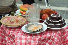 τα μαγειρεύοντας ιταλι&ka Στοκ φωτογραφίες με δικαίωμα ελεύθερης χρήσης