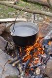 τα μαγειρεύοντας ολλα&nu Στοκ Εικόνες