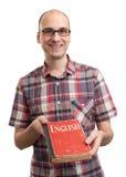 Τα μαθαίνοντας αγγλικά Στοκ εικόνα με δικαίωμα ελεύθερης χρήσης