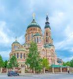 Τα μαργαριτάρια Kharkov Στοκ εικόνα με δικαίωμα ελεύθερης χρήσης