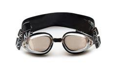 τα μαύρα γυαλιά κολυμπού&n στοκ εικόνα με δικαίωμα ελεύθερης χρήσης